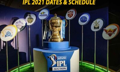 IPL 2021 Schedule: IPL 14 season starts from April 9, Final on May 30: List of Venues, TV Timings, Format, and more