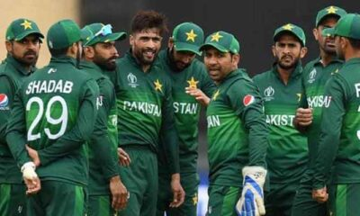 One Pakistan Cricketer Tests Positive
