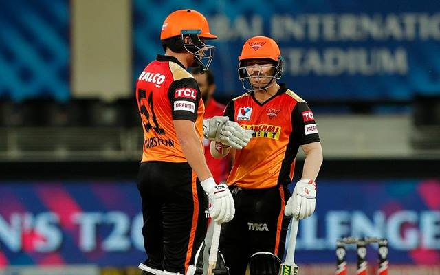 IPL 2021: SRH Full Match Schedule & Time Table