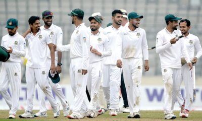 Bangladesh include uncapped pace trio for Sri Lanka Tests
