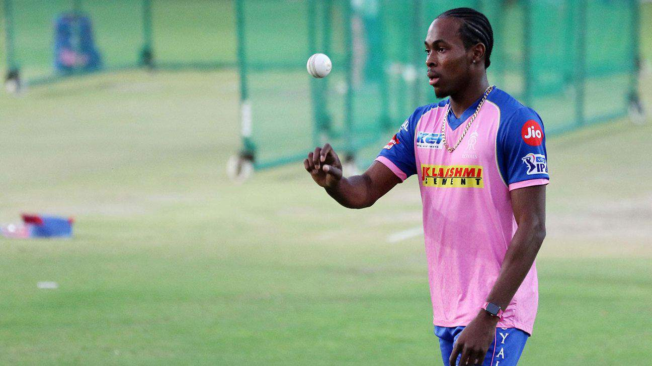 Jofra Archer will miss the first four matches for Rajasthan Royals