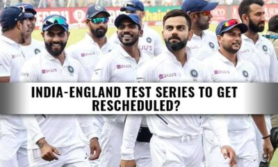 BCCI Requests ECB To Reschedule Ind vs Eng