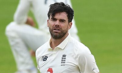 I'd love to play all seven Tests This Summer: James Anderson