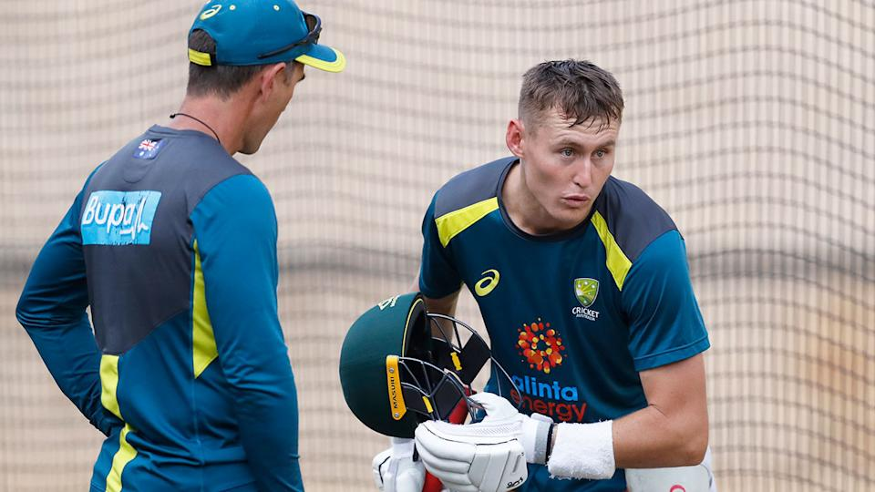 Justin Langer hints Marnus Labuschagne's inclusion in the ICC T20 World Cup 2021