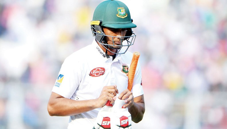 Test Cricket: Mahmudullah returns to bowling in pursuit of Test comeback