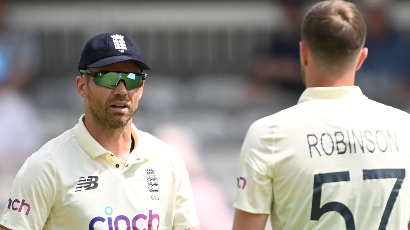 Jimmy Anderson Admits To Anxiety In the England Dressing Room Post Ollie Robinson Saga