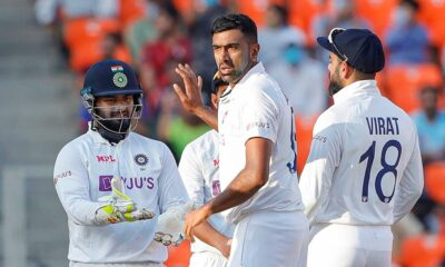R. Ashwin says 'Having Context for Test Cricket is Amazing'