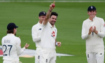Dale Steyn says a pleasure to watch James Anderson bowl Headingley