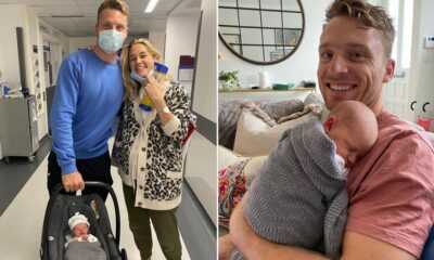 Jos Buttler Blessed with a Baby Girl