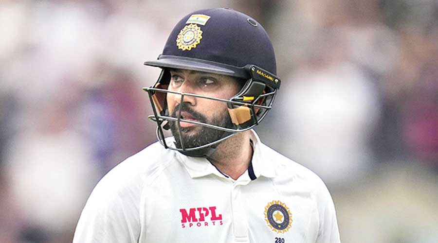 Rohit Sharma says 'I know My Best in Test Cricket is Yet to Come'